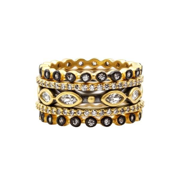 Stackable rings Freida Rothman Image 2 Parris Jewelers Hattiesburg, MS