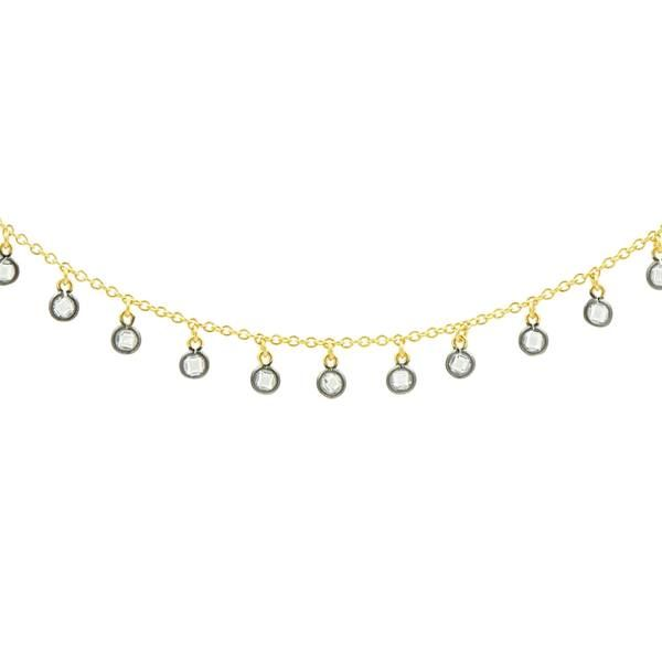 Short necklace Freida Rothman  Parris Jewelers Hattiesburg, MS