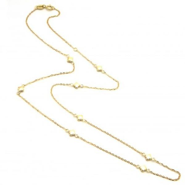 Yellow Gold Necklace Parris Jewelers Hattiesburg, MS