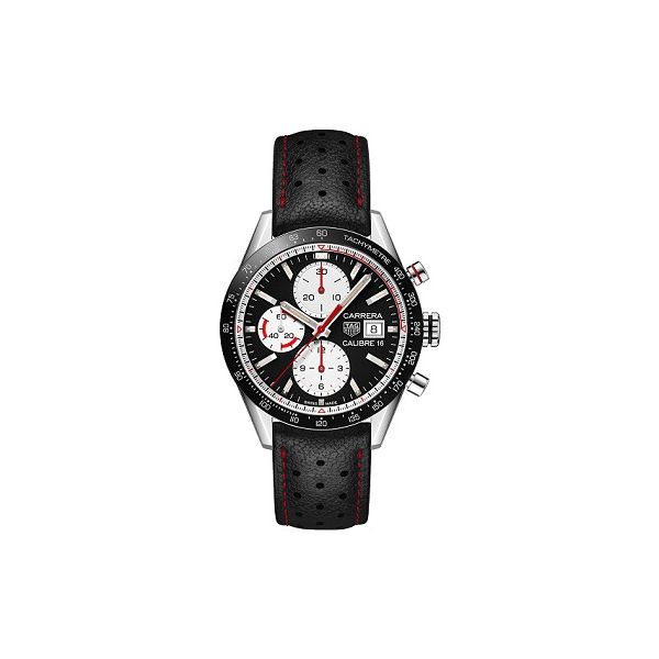 TAG Heuer Men's Carrera Polly's Fine Jewelry N. Charleston, SC