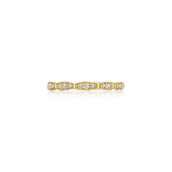 Tacori Diamond Eternity Band Polly's Fine Jewelry N. Charleston, SC