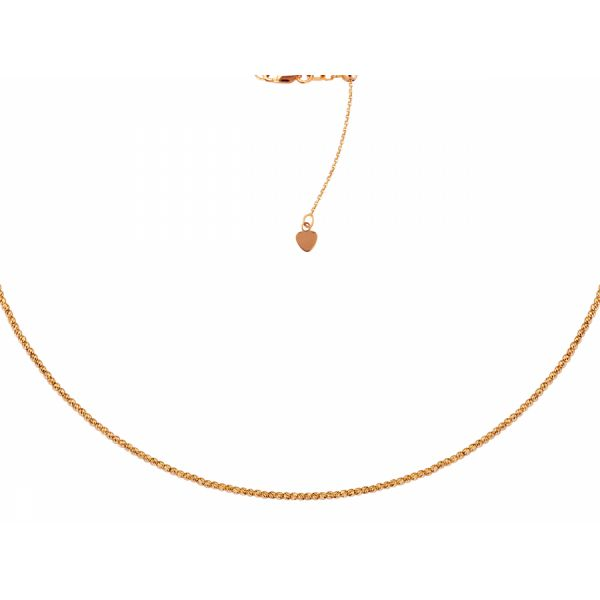 14 kt. Rose Gold Beaded Choker Polly's Fine Jewelry N. Charleston, SC