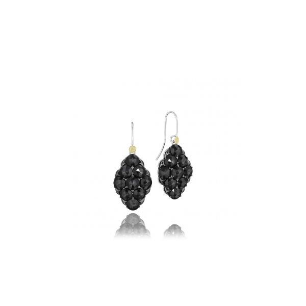 City Lights After Dark Dropping Gem Earrings Polly's Fine Jewelry N. Charleston, SC