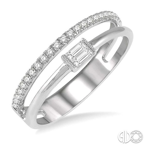 DIAMOND FASHION OPEN RING Robert Irwin Jewelers Memphis, TN