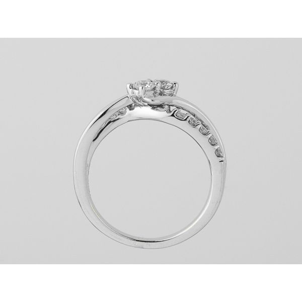 Diamond Wedding Band Image 3 Score's Jewelers Anderson, SC