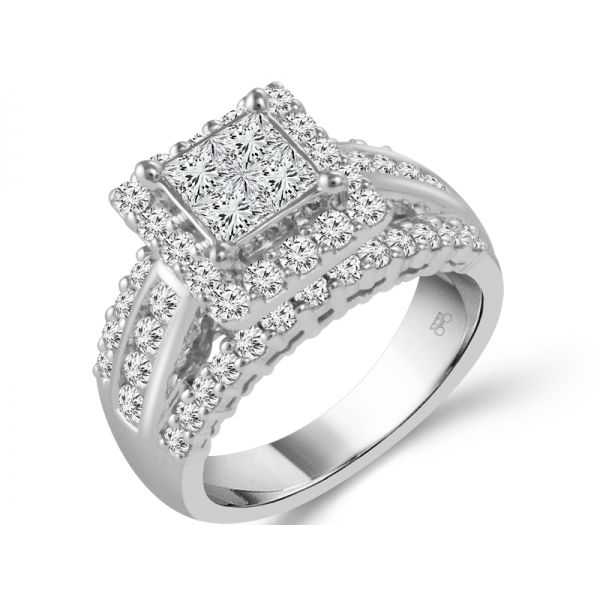 Diamond Engagement Ring Score's Jewelers Anderson, SC