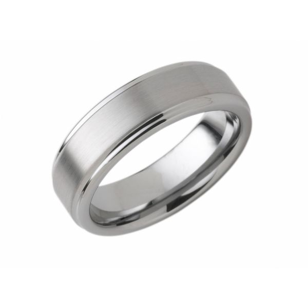 Tungsten Wedding Band Stambaugh Jewelers Defiance, OH