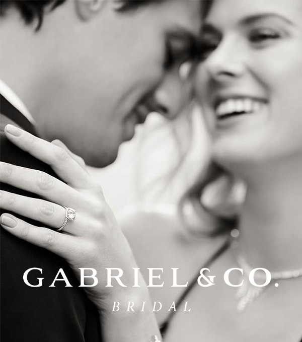 Gabriel & Co Wedding Rings Find your next wedding ring! Shop Now Brax Jewelers Newport Beach, CA