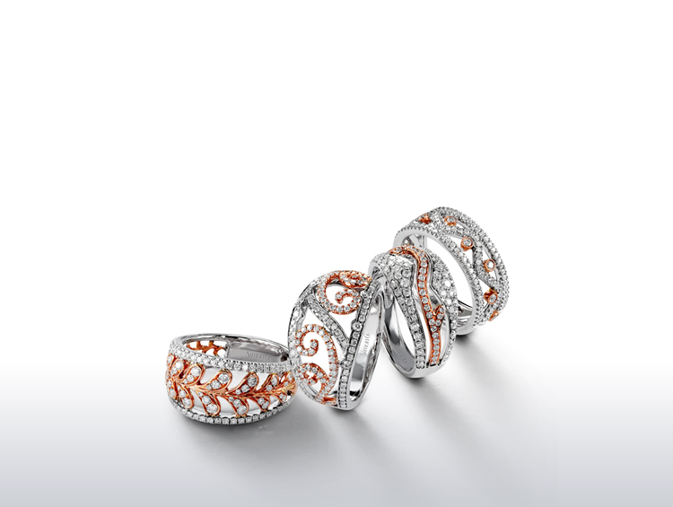 Shop Fashion Rings Shop our collection of fashion rings. Cozzi Jewelers Newtown Square, PA