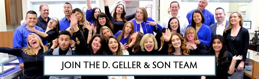 Your Widget Header Text Goes Here This banner image is 1600 x 600 pixels on desktop D. Geller & Son Jewelers Atlanta, GA