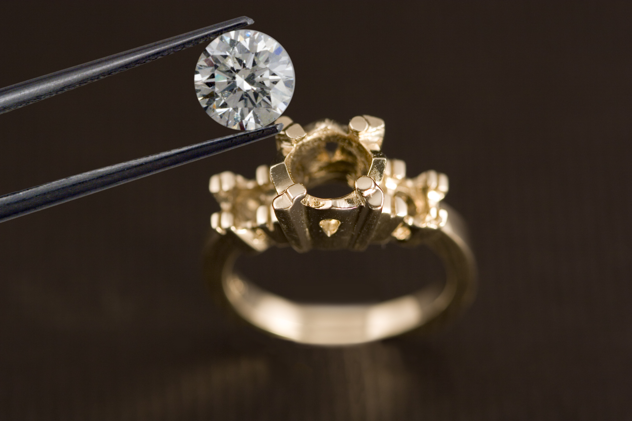 Create Your Own Engagement Ring Select your ring setting and pair it with your ideal diamond. Enhancery Jewelers San Diego, CA
