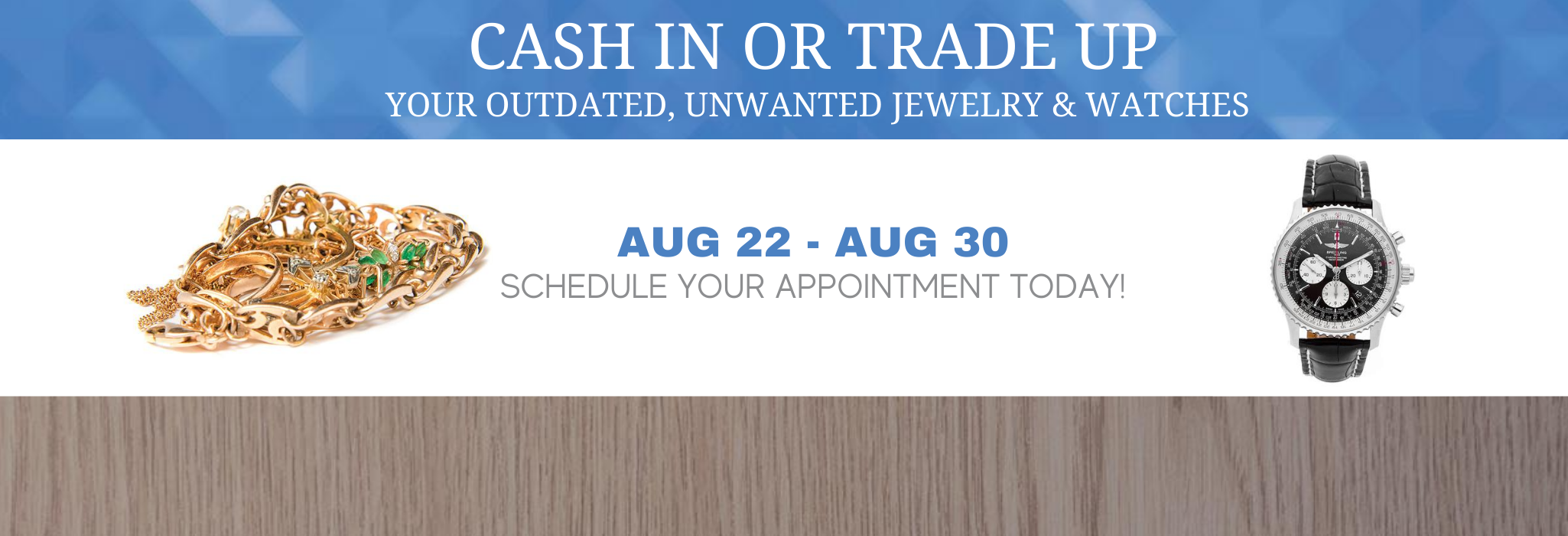 Your Widget Header Text Goes Here This banner image is 1600 x 600 pixels on desktop Heller Jewelers San Ramon, CA