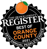 2021 The Best Of Orange Country