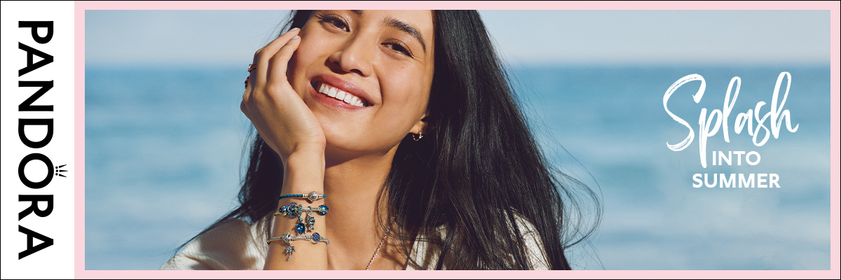 Update your unique look with PANDORA charms, bracelets, rings and more!  Koerber
