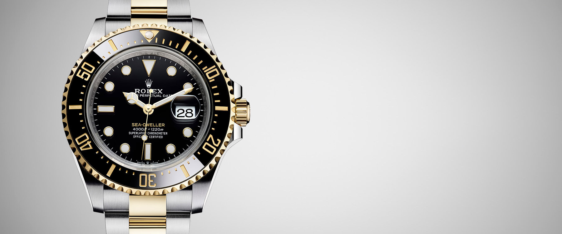Explore the Rolex Collection