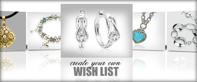Create your wishlist