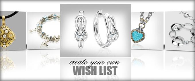 Create your wishlist