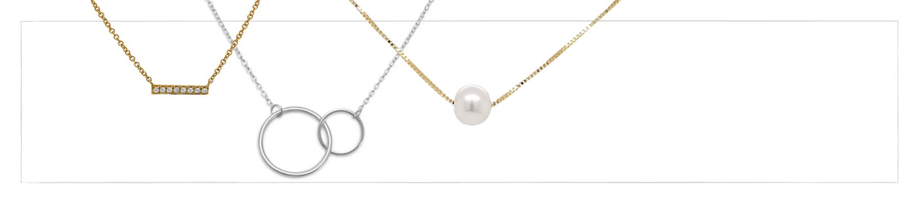 pendants necklaces