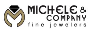 Michele & Company Fine Jewelers logo