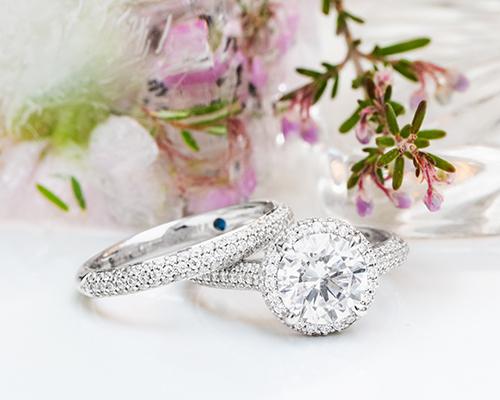 Fana Diamond Engagement Ring