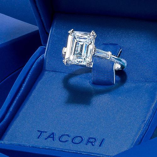 Royal Tacori Ring in a Box