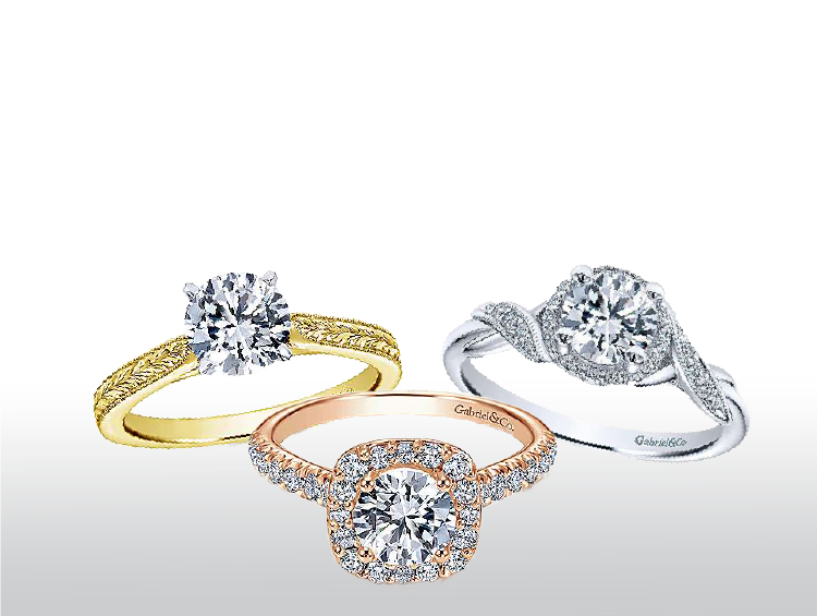 Engagment Rings Shop our vast selection of engagement rings. S.E. Needham Jewelers Logan, UT