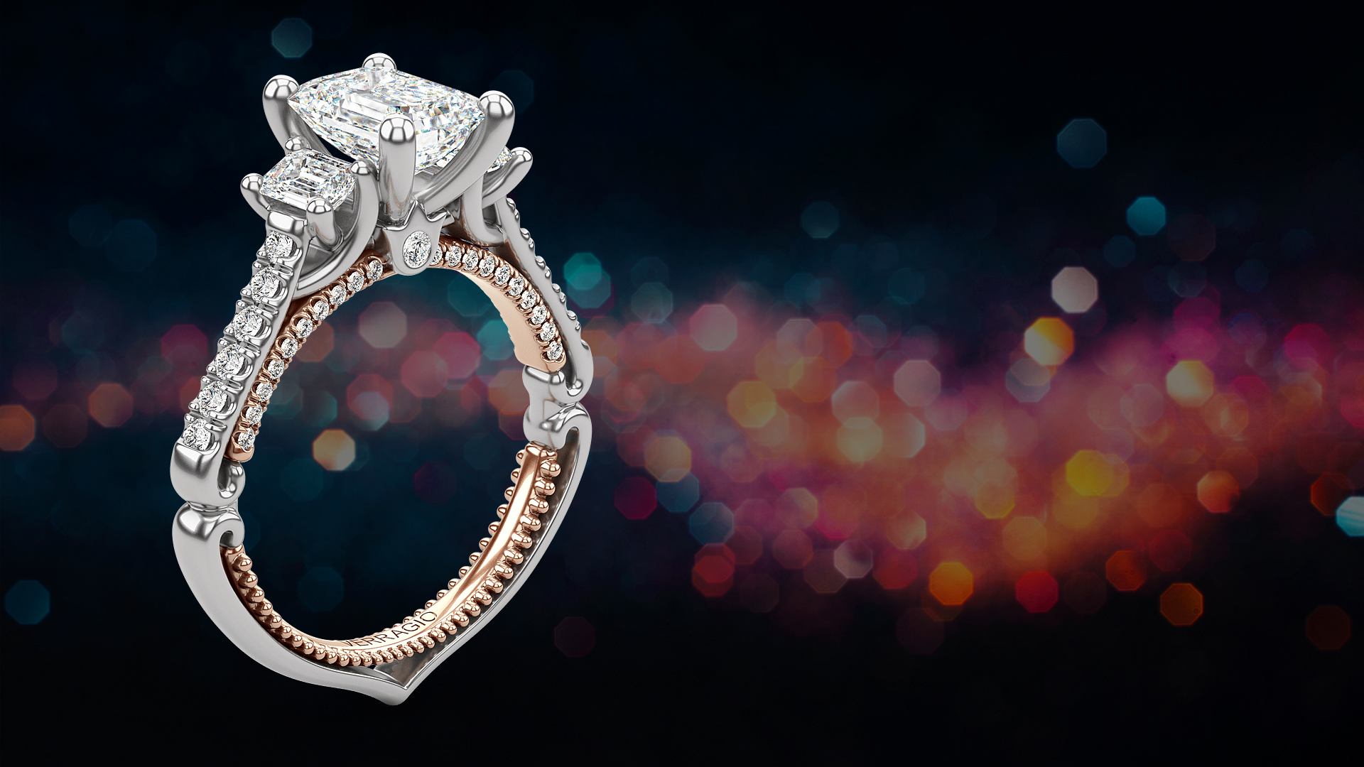 She Deserves To Glow  The Diamond Ring Co San Jose, CA
