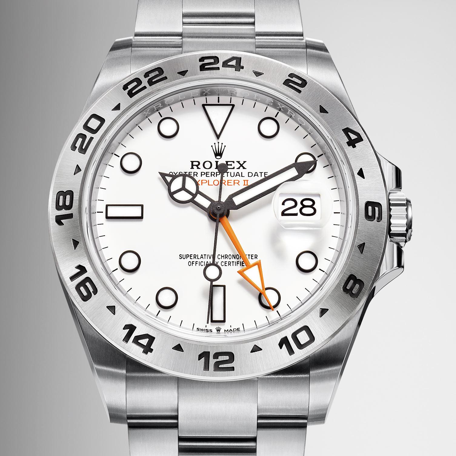 Explore the Rolex Collection