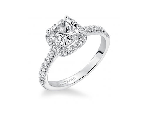 Grogan Jewelers By Lon engagement rings in Florence, AL; Huntsville, AL; and Franklin, TN