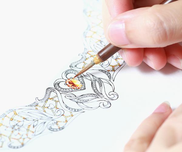 Custom Jewelry Design  Mark Allen Jewelers Santa Rosa, CA