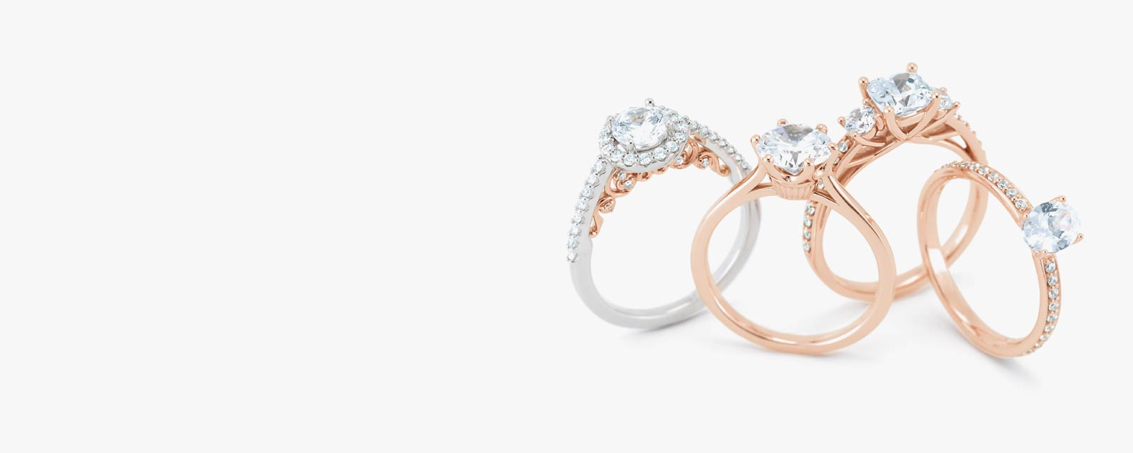 Signature Bridal Collection Select your ring setting and pair it with your ideal diamond. Beckers Jewelers Burlington, IA