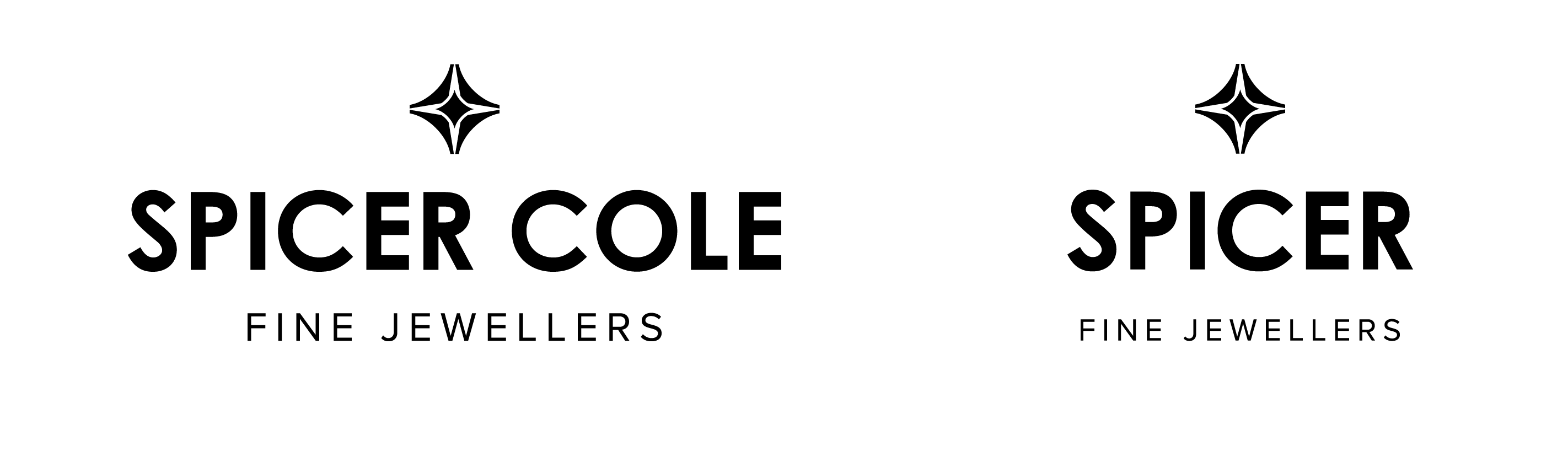 Spicer Cole Fine Jewellers and Spicer Fine Jewellers logo
