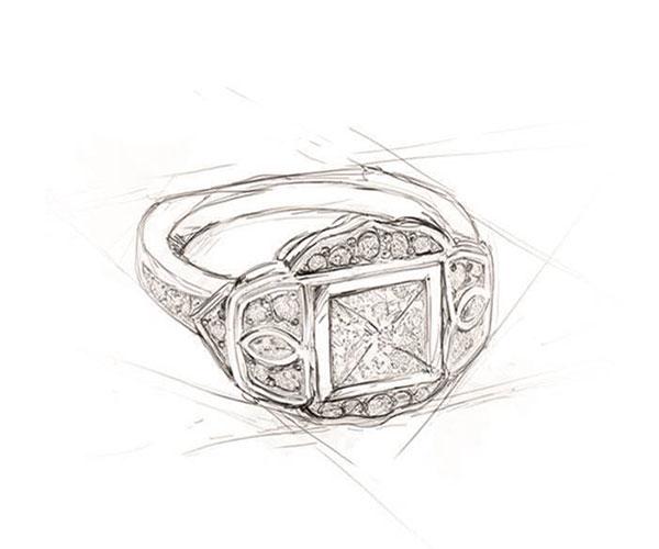 We Design & Create Custom Jewelry  Tiptons Fine Jewelry Lawton, OK