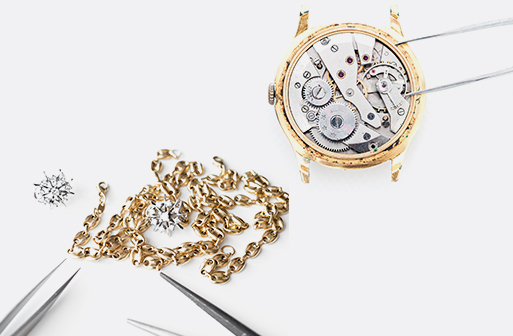 We Repair Broken Jewelry & Watches  Woods Jewelers Mt. Pleasant, PA