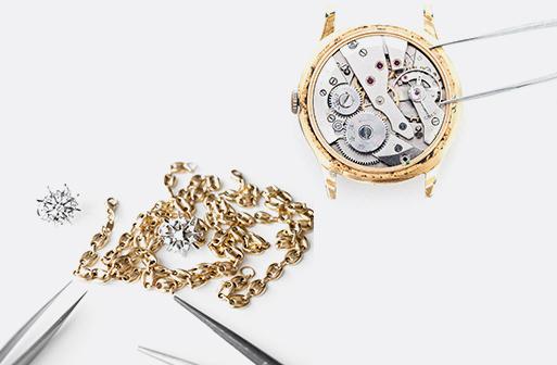 We Repair Broken Jewelry & Watches  Woods Jewelers Mt. Pleasant, PA
