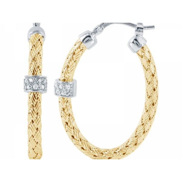 Charles Garnier Torino Earrings Storey Jewelers Gonzales, TX