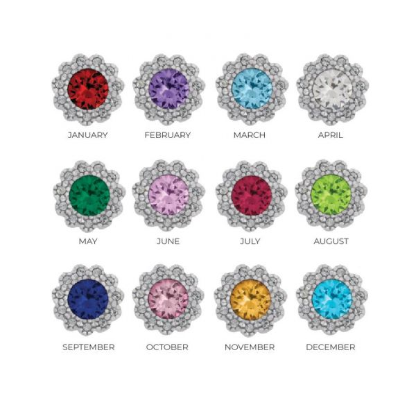 With You Lockets Customizable Birthstone Collection Image 2 SVS Fine Jewelry Oceanside, NY