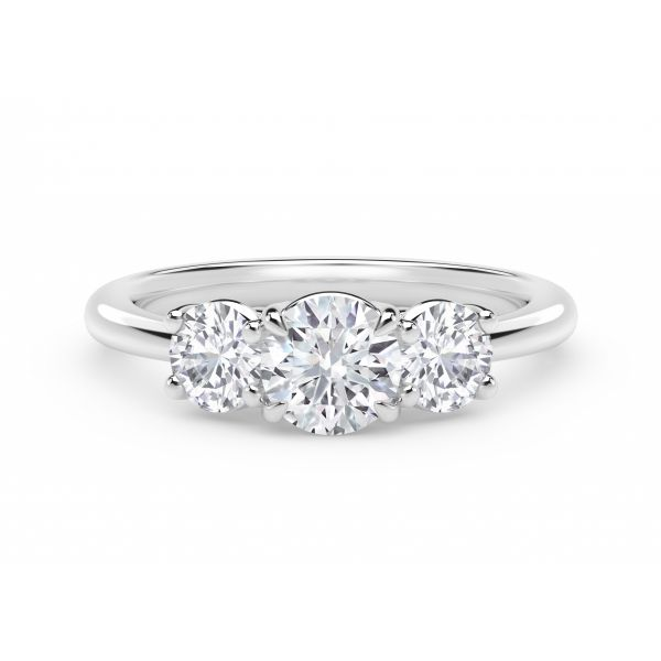 Forevermark Journey Three Stone Ring SVS Fine Jewelry Oceanside, NY