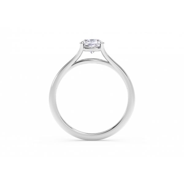 Forevermark Unity Cushion Engagement Ring Image 3 SVS Fine Jewelry Oceanside, NY