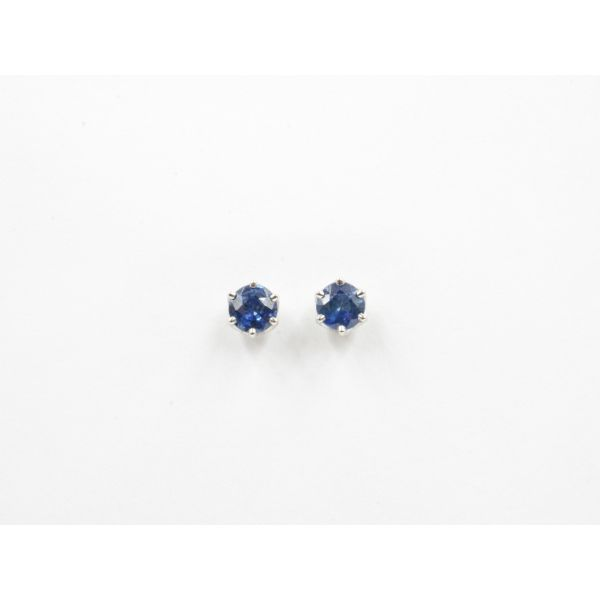 Sapphire Stud Earrings  Wyatt's Jewelers Seattle, WA